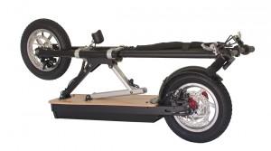 G3 Scooter Folded LR