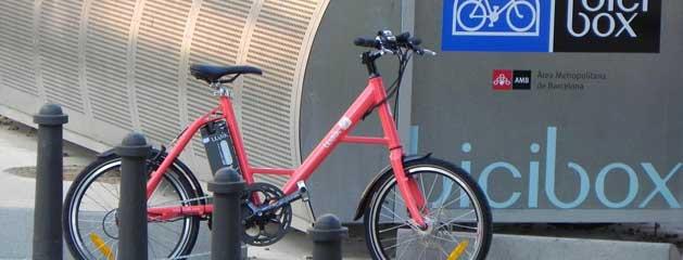 AMB · Promoción de la bicicleta y el vehículo eléctrico